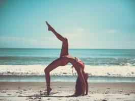 Ćwiczenia na cellulit na nogach